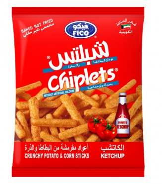 Chiplets Ketchup