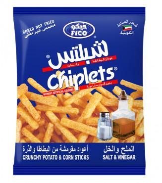 Chiplets Salt & Vinegar