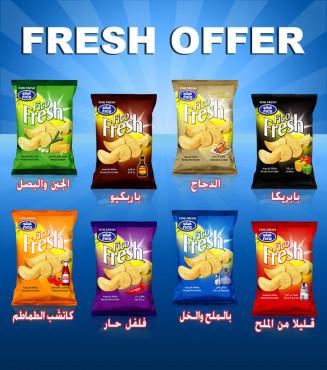Fresh offer